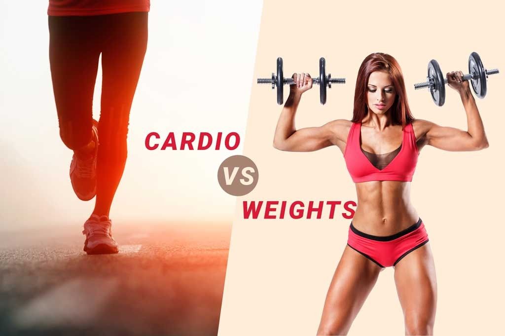 New research finds that resistance training and cardio offer the same physical benefits