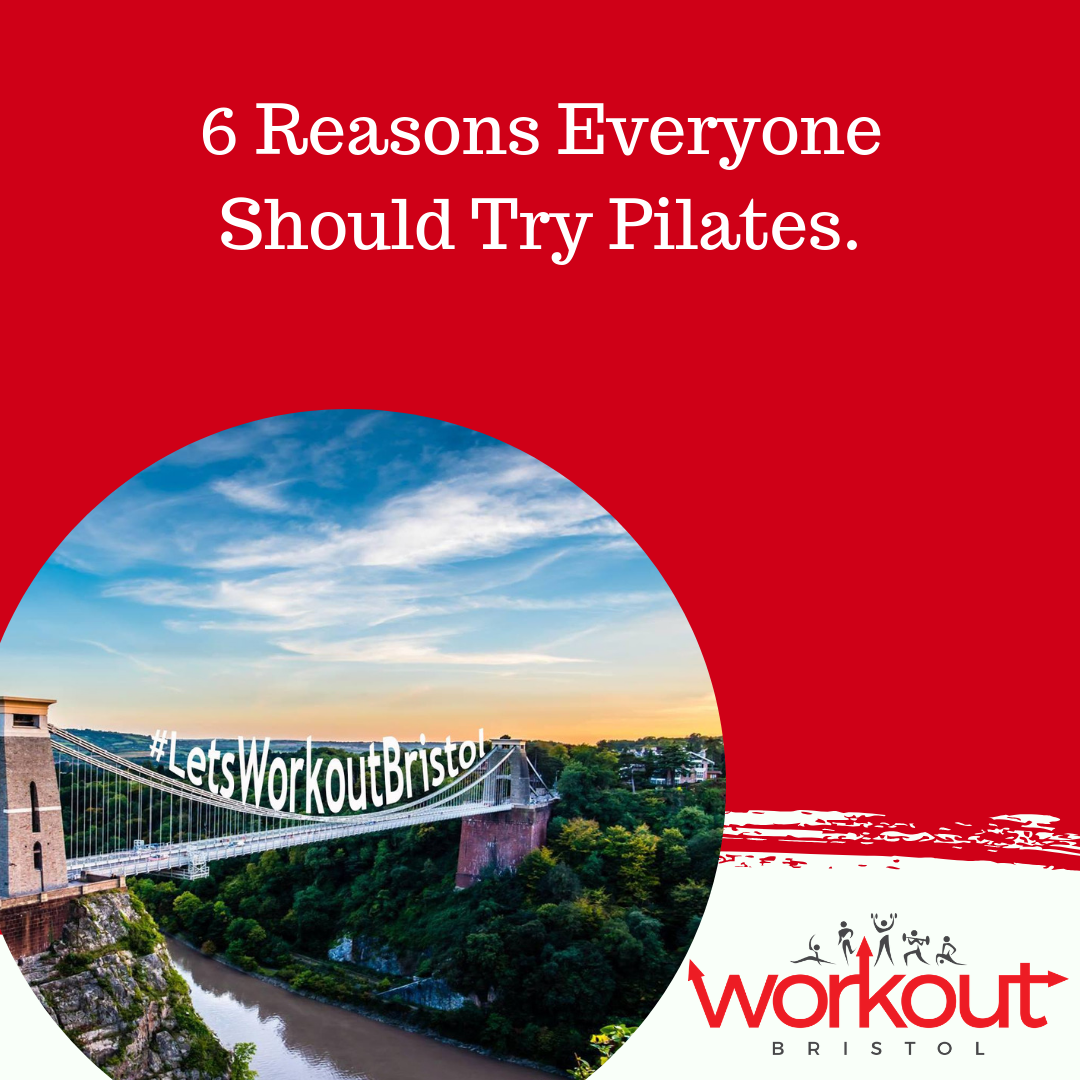 6 Reasons Everyone Should Try Pilates.