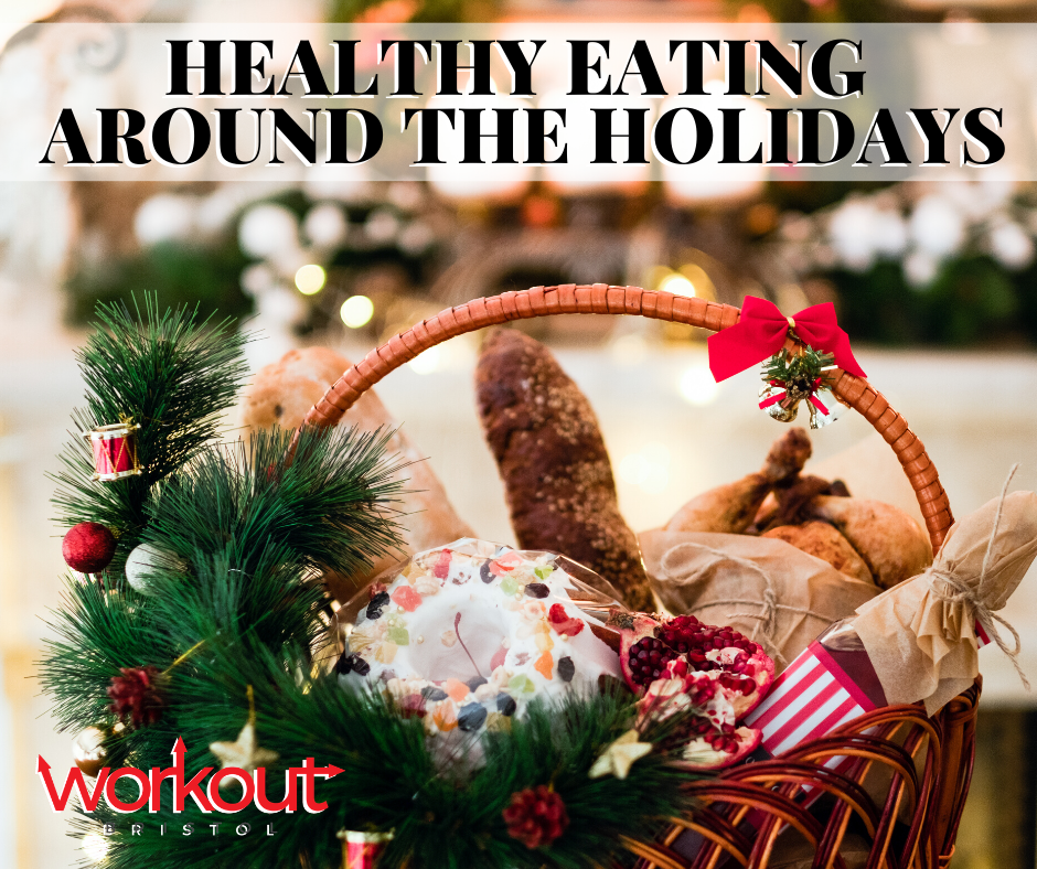 Healthy Eating Around the Holidays