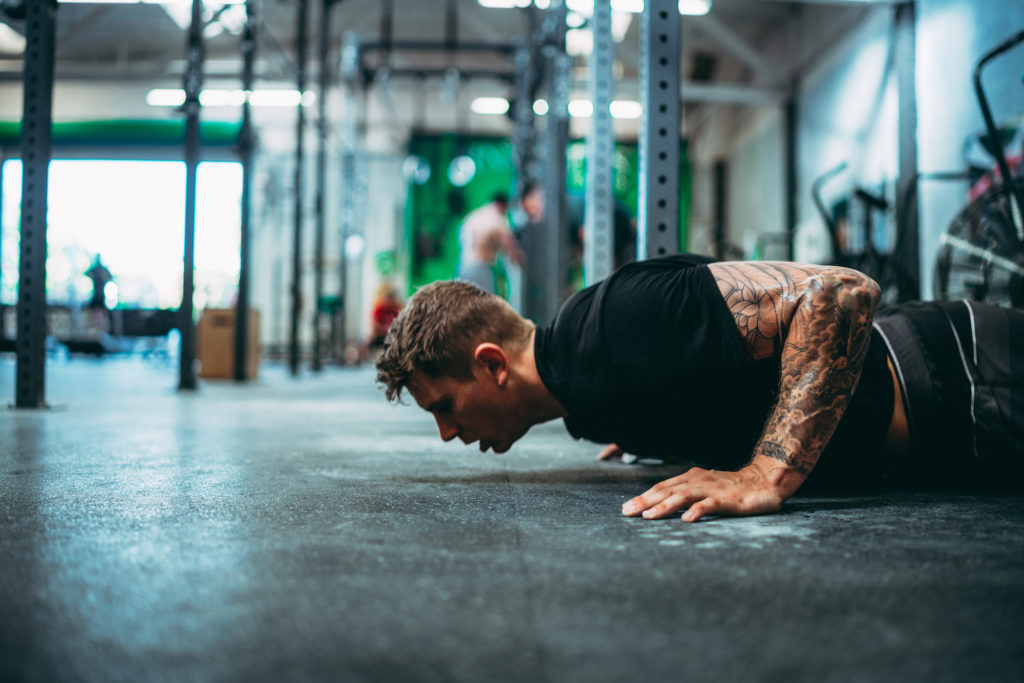 LEARN TO LOVE BURPEES